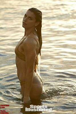 Sports Illustrated Swimsuit Alex Morgan Island Beach Picture Poster 24x36 18