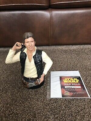 Star Wars Gentle Giant Han Solo Bust