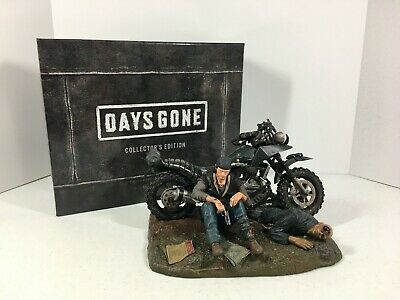 Sony PS4 Playstation 4 Days Gone Collector's Edition STATUE ONLY