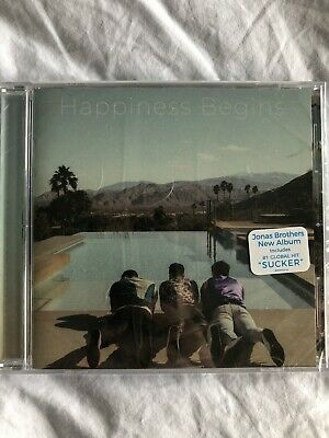 jonas brothers happiness begins cd Brand New!