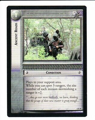 LORD OF THE RINGS CCG EoF  ANCIENT ROADS