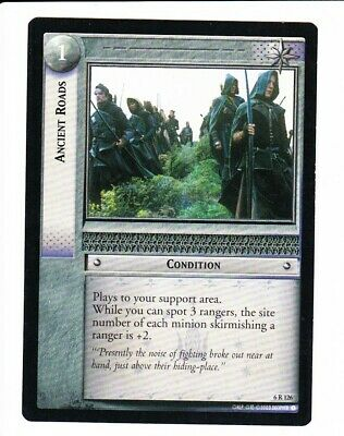 LORD OF THE RINGS CCG EoF  ANCIENT ROADS (Alt. Image)