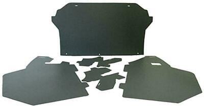 1965-1966 Buick Wildcat Lesabre Convertible Trunk Board Kit 5 Pieces
