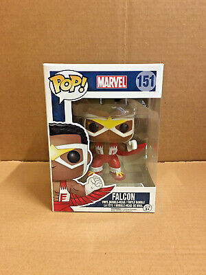 Pop Marvel Falcon #151 Vinyl Figure Funko