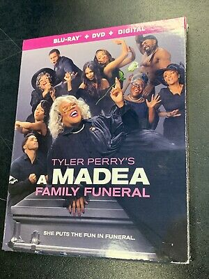 A Madea Family Funeral Blu-ray BRAND NEW