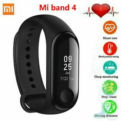 Xiaomi Mi Band 4 Intelligent Fitnesstracker / Fitnessarmband / Smart watch