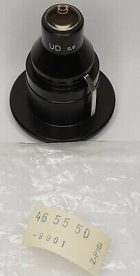 CARL ZEISS UD 0.6 Conoscopic Condenser Lens With Iris brand new in bag