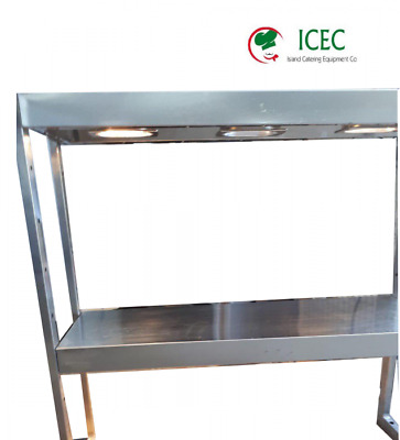 We have a very nice tier gantry 1 meter / All Stainless Steel so extremely to...