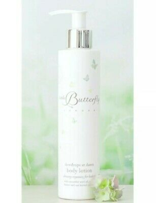 Little Butterfly Dew Drops At Dawn Baby Body Lotion  Suitable For Newborns. BNIB
