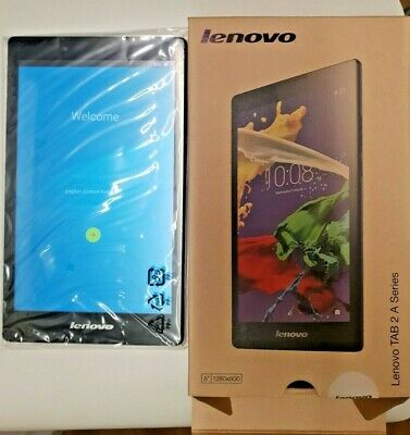 LENOVO TAB 3 A8 8 Inch LED 2GB 16GB Android 6 Tablet - Black - EUR