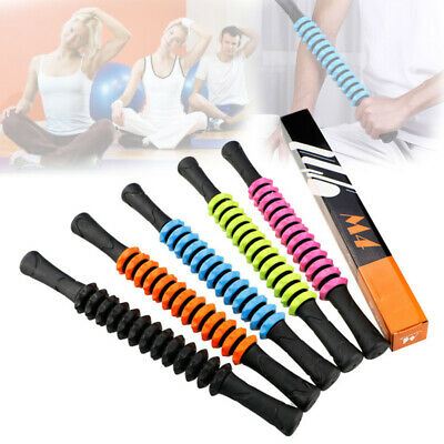 Muscle Roller Massage Stick for Fitness, Sports & Physical Therapy Recovery