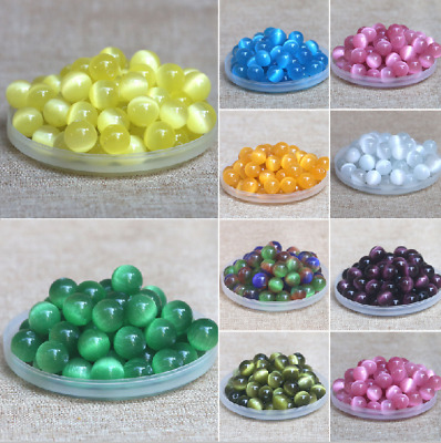 Wholesale 6mm Stone Round Spacer Loose Beads Jewelry Making DIY Craft Accessorie