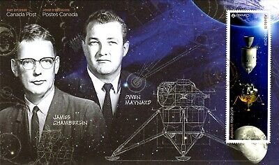 Canada Apollo 11 Official First Day Cover (22-7)
