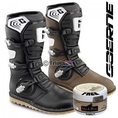 Gaerne Balance PRO-TECH Trials Boots - Black or Brown