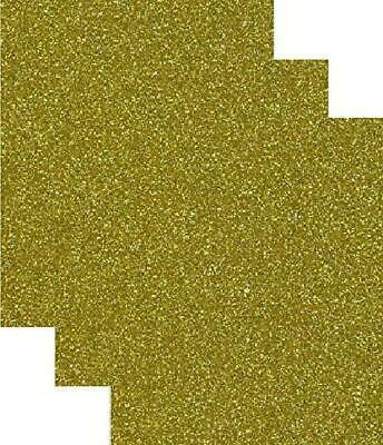 Siser Glitter Heat Transfer Vinyl Htv For T-Shirts 10 By 12 Inches (1 Foot) Shee