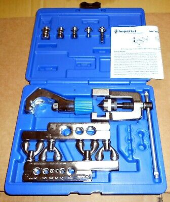 Imperial 275-Fsc Flaring & Swaging Kit-New In Box!