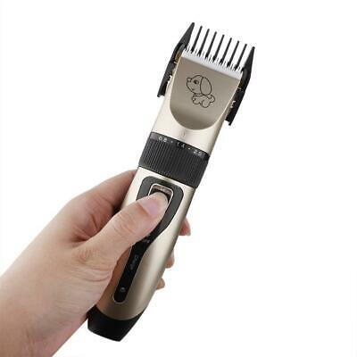 Practical Pet Dog Cat Animal Clippers Hair Grooming Cordless Trimmer Shaver