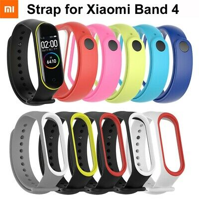 Ersatz Handgelenk (Strap) Armband Watch band Silikon For Xiaomi Mi Band 4 3