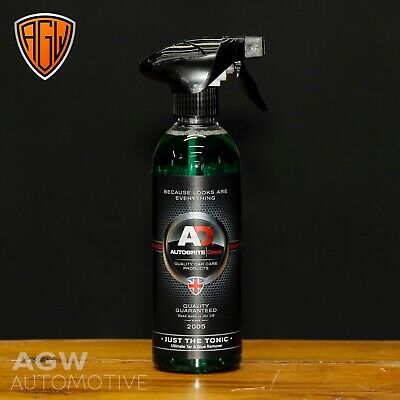 Autobrite Direct - Just The Tonic - Tar & Glue Remover Sticker Adhesive Cleaner