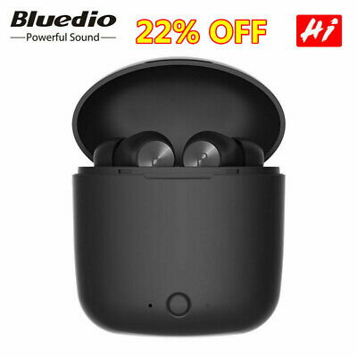 Bluedio Hi Wireless Bluetooth Earphone Stereo Sports Earbuds Headset For Phone