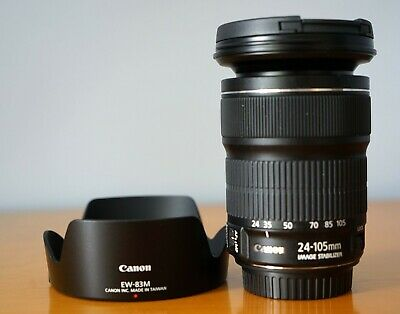 Canon EF 24-105mm f3.5-5.6 IS STM lens - UNUSED