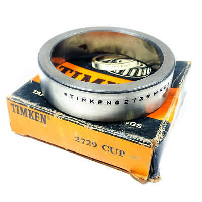 2729 Timken Tapered Roller Bearing Cup