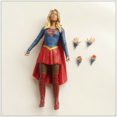 """2017 DC Direct TV Show dc Collectibles SUPERGIRL Action Figure 6.75"""" w hands"""