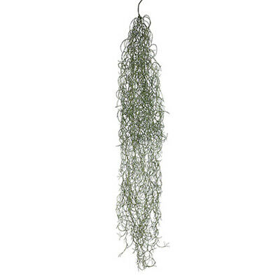 "42"" Spanish Moss Artificial Hanging Plant -Green (pack of 12)"