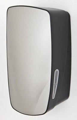 Hand Soap Dispenser - Mercury Brushed Stainless - refillable