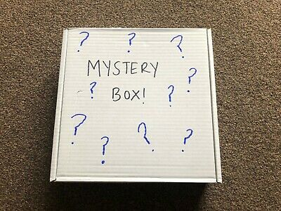 Surprise Mystery Box!! Random fun box! May include toys, books, DVDs etc