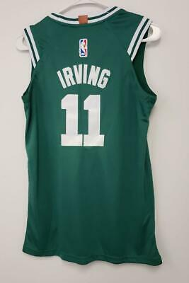 on sale 3bfab 72344 NIKE NBA JERSEY w/ GE Patch ~ Youth L BOSTON CELTICS ~ Kyrie Irving #11 w/  TAGS