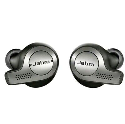 Jabra Elite Active 65t True Wireless Sport Earbuds Titanium Black Y2