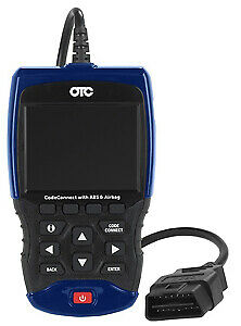 OTC 3210 OBD 2 Scan Tool ABS & Airbag Code Connect Kit