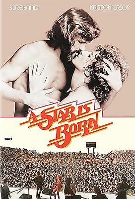 A Star Is Born (DVD, 2005) Original Movie from 1976, with Special Features