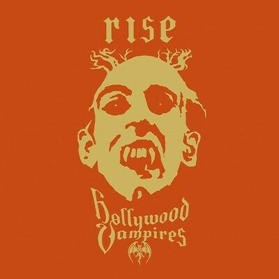 Hollywood Vampires - RISE - CD 2019 - Alice Cooper, Johnny Depp - BRAND NEW