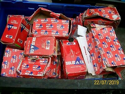 Big Job Lot Of Car Spares Lights Brake Pads Wipers Blades Brake Pipes And More