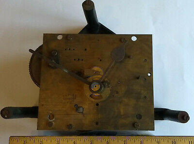 Fusee Brass British Made? Clock Movement