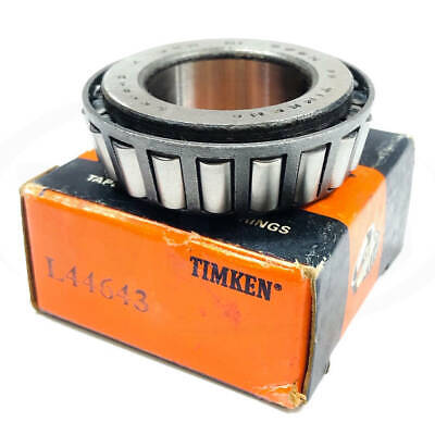 L44643 Timken Tapered Roller Bearing Cone