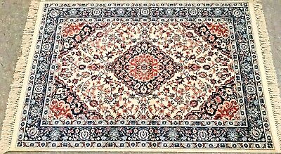Belgium Home Classic 100% Worsted Wool Pile Rug   Multi-Color, Hand Knotted