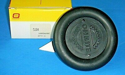 "Ohmite 5104A Rheostat / Potentiometer Knob - Handwheel w/ Pointer for 3/8"" Shaft"