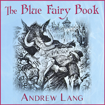 THE BLUE FAIRY BOOK by Andrew Lang 1 DVD Aladdin Cinderella Beauty and the Beast