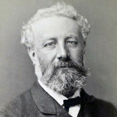 Jules Verne Collection - 21 unabridged audio books on 1 DVD (MP3 audio files)