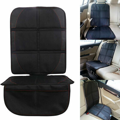Baby Car Seat Safe Protector Mat Covers Under Child Seat Leather Saver Cover NEW