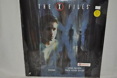 "Laserdisc The X Files ""Pusher"" AS303"