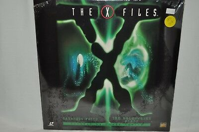 "Laserdisc The X Files ""Darkness Falls"" AS314"