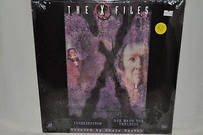 "Laserdisc The X Files ""Irresistable"" AS309"