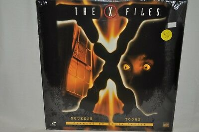 "Laserdisc The X Files ""Squeeze"" AS307"