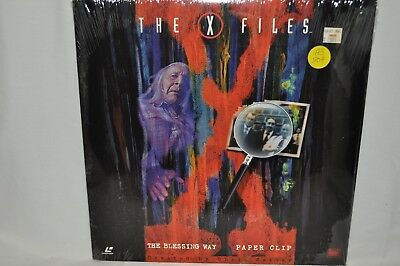 "Laserdisc The X Files ""The Bleesing Way"" AS304"