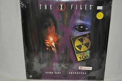 "Laserdisc The X Files ""Piper Maru"" AS310"