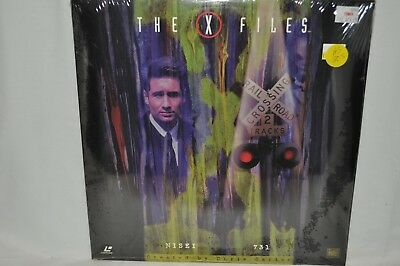 "Laserdisc The X Files ""Nisei"" AS305"